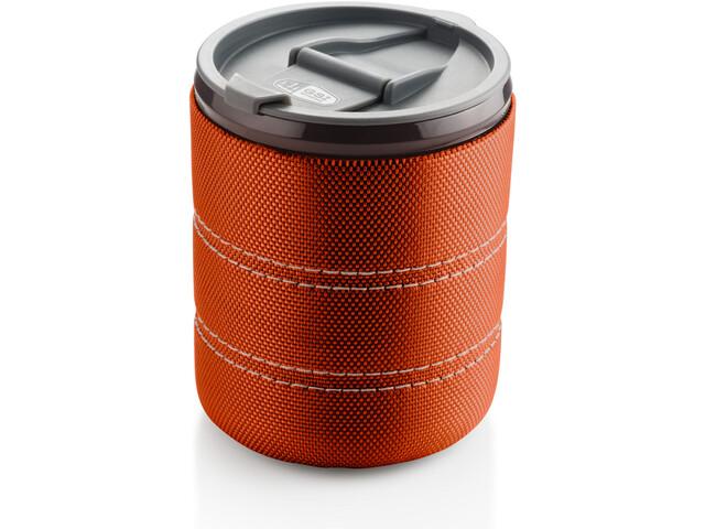 GSI Infinity Backpacker orange